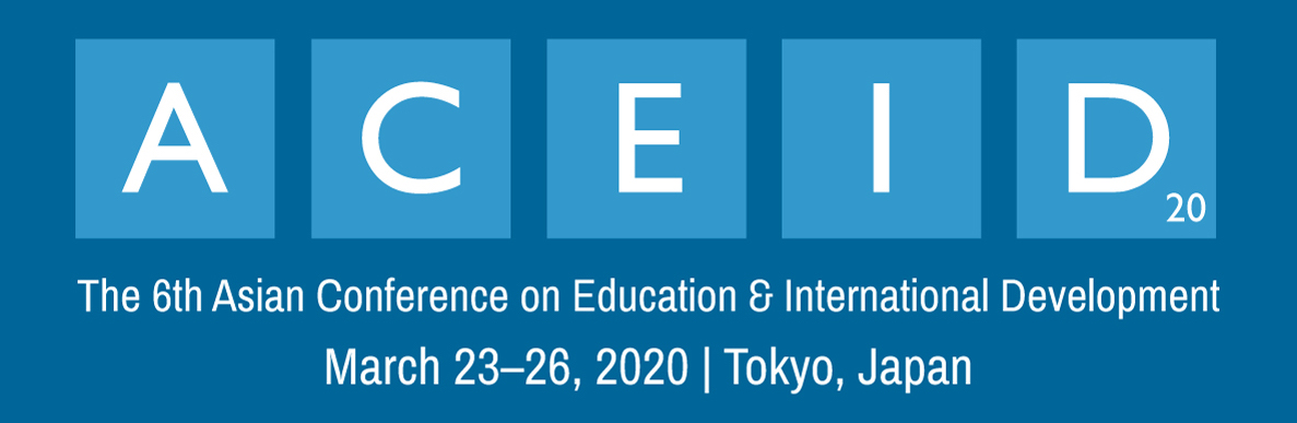 The Asian Conference on Education & International Development (ACEID)